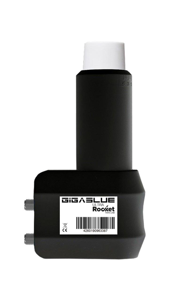 GigaBlue Ultra Rocket Twin LNB 0,1dB