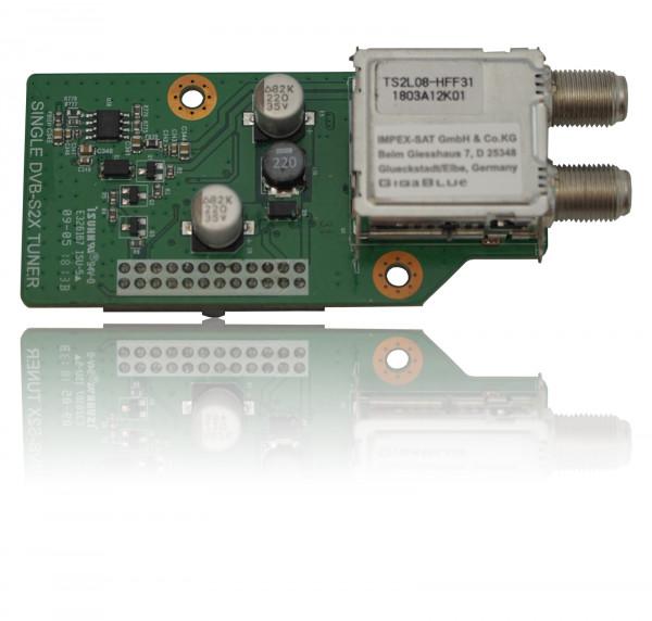 GigaBlue Single DVB-S2x Tuner v.2