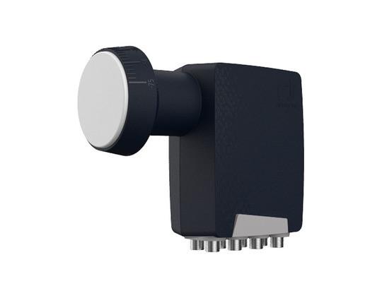 Inverto Premium Octo LNB 40mm bis 8 Teilnehmer/Sat-Receiver