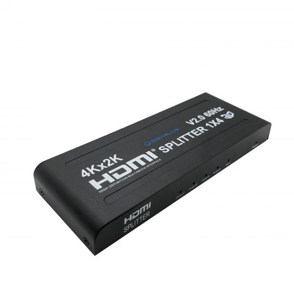 GigaBlue Ultra 4K *HDMI 2.0 HDR* Splitter 1in-4out 4K 60Hz