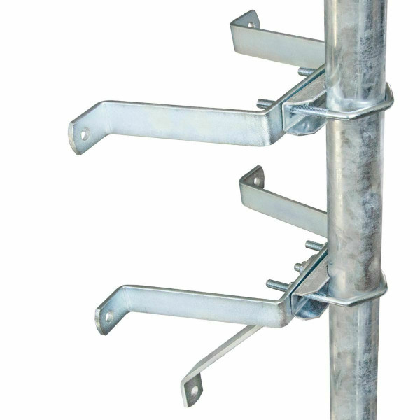 Abstandhalter, Mauerhalterset Stahl 10 cm