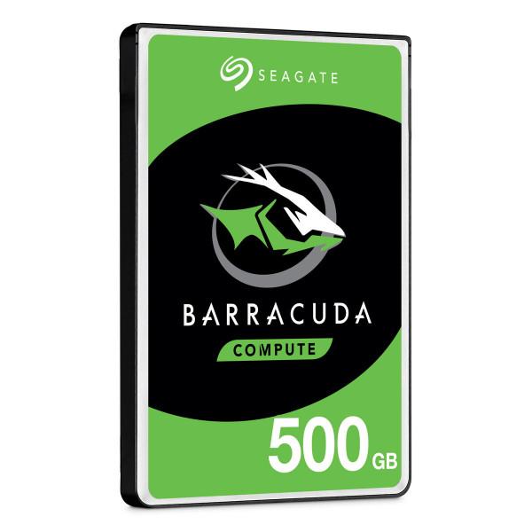 Seagate Barracuda SATA Festplatte 2,5 Zoll