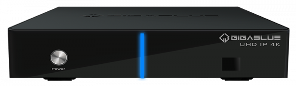 GigaBlue UHD IP 4K